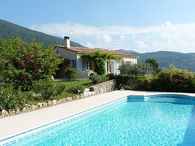 Image 1 | 3 bedroom house for sale with 0.49 hectares of land, Seillans, Var , Cote d'Azur French Riviera 161282