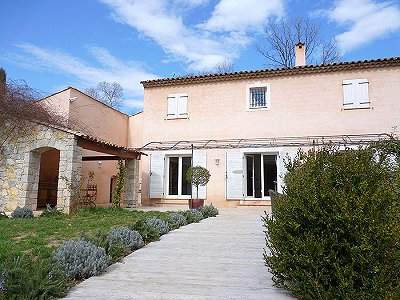 Image 1 | 5 bedroom house for sale with 4,000m2 of land, Fayence, Var , Cote d'Azur French Riviera 161283