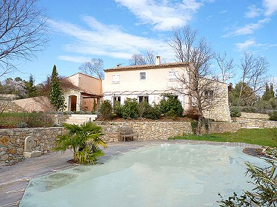 Image 2 | 5 bedroom house for sale with 4,000m2 of land, Fayence, Var , Cote d'Azur French Riviera 161283