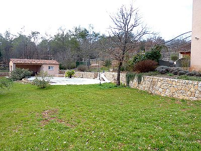 Image 9 | 5 bedroom house for sale with 4,000m2 of land, Fayence, Var , Cote d'Azur French Riviera 161283