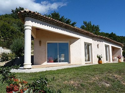 Image 1 | 3 bedroom house for sale with 0.32 hectares of land, Seillans, Var , Cote d'Azur French Riviera 161292