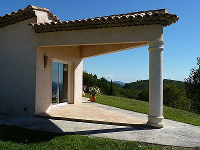 Image 3 | 3 bedroom house for sale with 0.32 hectares of land, Seillans, Var , Cote d'Azur French Riviera 161292