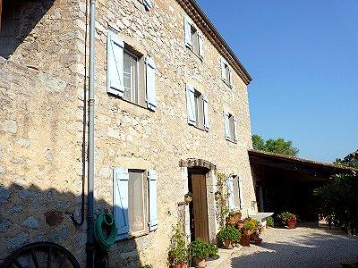 Fayence Farmhouse For Sale