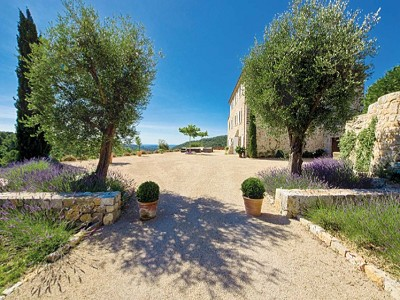 Image 2 | 8 bedroom farmhouse for sale with 1 hectares of land, Grasse, Cote d'Azur French Riviera 161328
