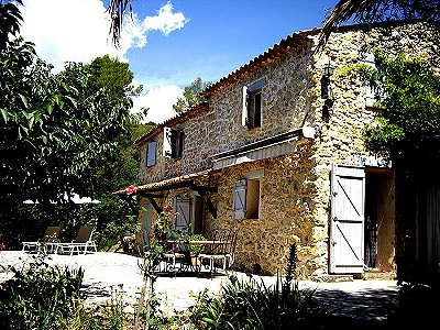 Image 1 | 3 bedroom farmhouse for sale with 0.73 hectares of land, Fayence, Var , Cote d'Azur French Riviera 161340