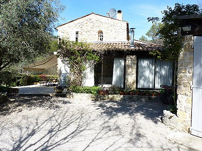 Image 3 | 3 bedroom farmhouse for sale with 0.73 hectares of land, Fayence, Var , Cote d'Azur French Riviera 161340