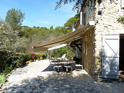 Image 4 | 3 bedroom farmhouse for sale with 0.73 hectares of land, Fayence, Var , Cote d'Azur French Riviera 161340