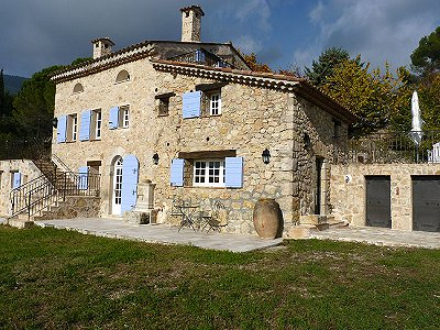 4 bedroom farmhouse for sale, Seillans, Var, Cote d'Azur French Riviera