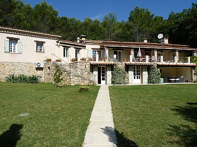 Image 2 | 5 bedroom farmhouse for sale with 0.7 hectares of land, Fayence, Var , Cote d'Azur French Riviera 161346