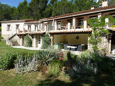 Image 3 | 5 bedroom farmhouse for sale with 0.7 hectares of land, Fayence, Var , Cote d'Azur French Riviera 161346