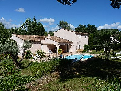 Image 2   3 bedroom house for sale with 0.62 hectares of land, Fayence, Var , Cote d'Azur French Riviera 161348