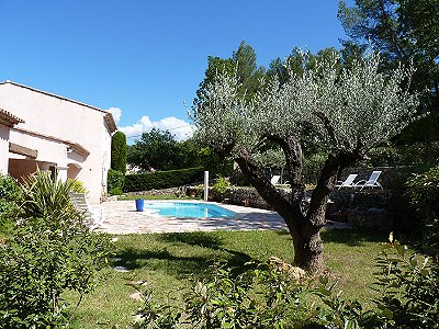 Image 5 | 3 bedroom house for sale with 0.62 hectares of land, Fayence, Var , Cote d'Azur French Riviera 161348