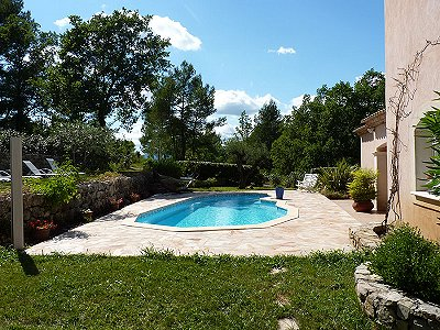 Image 6 | 3 bedroom house for sale with 0.62 hectares of land, Fayence, Var , Cote d'Azur French Riviera 161348