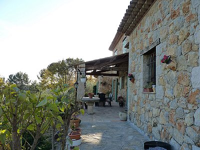Image 3 | 3 bedroom house for sale with 0.3 hectares of land, Fayence, Var , Cote d'Azur French Riviera 161349