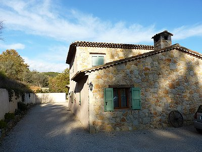 Image 4 | 3 bedroom house for sale with 0.3 hectares of land, Fayence, Var , Cote d'Azur French Riviera 161349