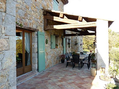 Image 5 | 3 bedroom house for sale with 0.3 hectares of land, Fayence, Var , Cote d'Azur French Riviera 161349
