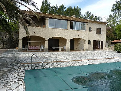 Image 2 | 5 bedroom house for sale with 0.88 hectares of land, Fayence, Var , Cote d'Azur French Riviera 161352