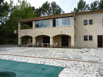 Image 3 | 5 bedroom house for sale with 0.88 hectares of land, Fayence, Var , Cote d'Azur French Riviera 161352