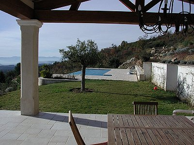 Image 2 | 3 bedroom house for sale with 6,700m2 of land, Seillans, Var , Cote d'Azur French Riviera 161353