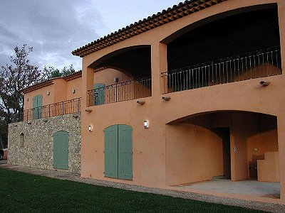 Image 2 | 4 bedroom house for sale with 2,000m2 of land, Fayence, Var , Cote d'Azur French Riviera 161355