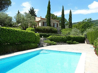 Image 3 | 4 bedroom house for sale with 0.61 hectares of land, Seillans, Var , Cote d'Azur French Riviera 161360