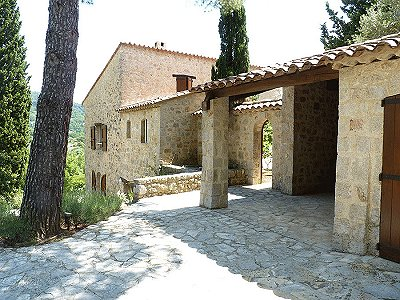 Image 5 | 4 bedroom house for sale with 0.61 hectares of land, Seillans, Var , Cote d'Azur French Riviera 161360