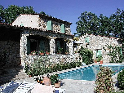 Image 2 | 6 bedroom house for sale with 0.5 hectares of land, Seillans, Var , Cote d'Azur French Riviera 161362