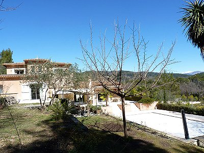 Image 4 | 4 bedroom house for sale with 0.5 hectares of land, Seillans, Var , Cote d'Azur French Riviera 161364