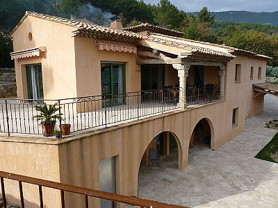 Image 1 | 4 bedroom house for sale with 0.28 hectares of land, Seillans, Var , Cote d'Azur French Riviera 161423