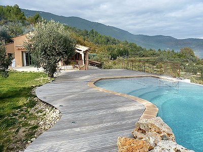 Image 3 | 4 bedroom house for sale with 0.28 hectares of land, Seillans, Var , Cote d'Azur French Riviera 161423