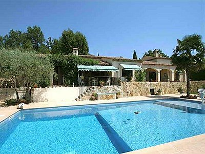 4 bedroom house for sale, Fayence, Var, Provence