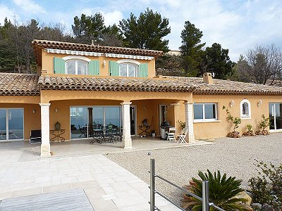Image 2 | 4 bedroom house for sale with 22,000m2 of land, Seillans, Var , Cote d'Azur French Riviera 161484