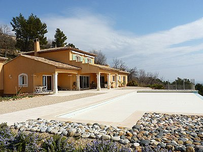 Image 3 | 4 bedroom house for sale with 22,000m2 of land, Seillans, Var , Cote d'Azur French Riviera 161484