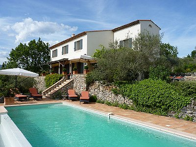 4 bedroom house for sale, Tourrettes, Var, Provence