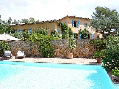 4 bedroom house for sale, Saint Paul en Foret, Var, Provence