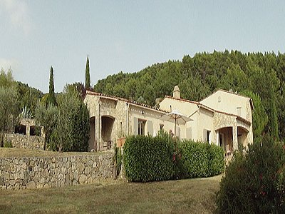 Image 2 | 4 bedroom house for sale with 0.4 hectares of land, Seillans, Var , Cote d'Azur French Riviera 161500