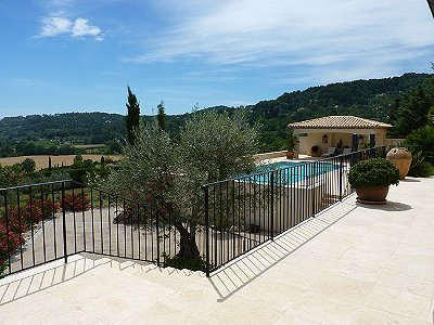 Image 4 | 3 bedroom house for sale with 0.46 hectares of land, Fayence, Var , Cote d'Azur French Riviera 161501