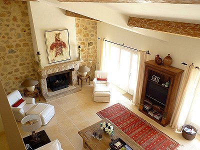 Image 9 | 3 bedroom house for sale with 0.46 hectares of land, Fayence, Var , Cote d'Azur French Riviera 161501