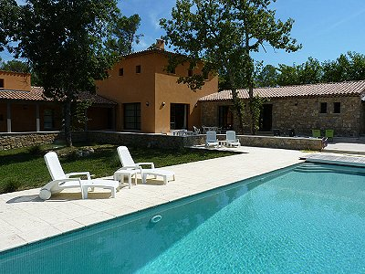 Image 1 | 4 bedroom farmhouse for sale with 1.8 hectares of land, Seillans, Var , Cote d'Azur French Riviera 161513