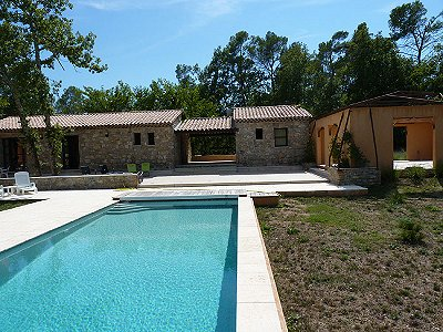 Image 3 | 4 bedroom farmhouse for sale with 1.8 hectares of land, Seillans, Var , Cote d'Azur French Riviera 161513
