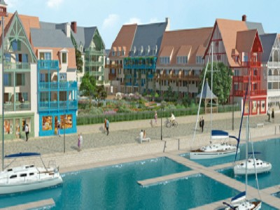 Image 2 | 1 bedroom apartment for sale, Deauville, Calvados , Normandy 161632