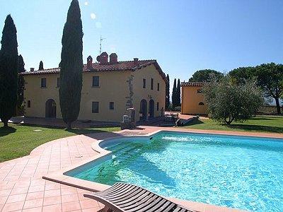 6 bedroom villa for sale, Arezzo, Chianti Wine Region