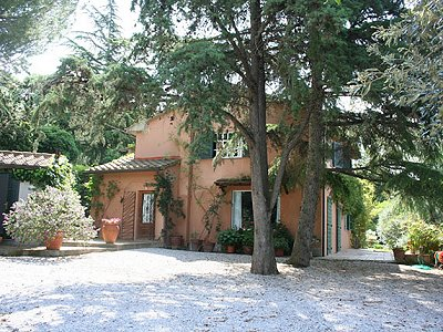 Image 1 | 3 bedroom farmhouse for sale with 14.2 hectares of land, Castagneto Carducci, Livorno, Tuscany 161870