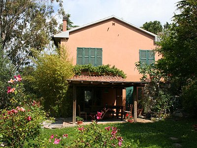 Image 2 | 3 bedroom farmhouse for sale with 14.2 hectares of land, Castagneto Carducci, Livorno, Tuscany 161870