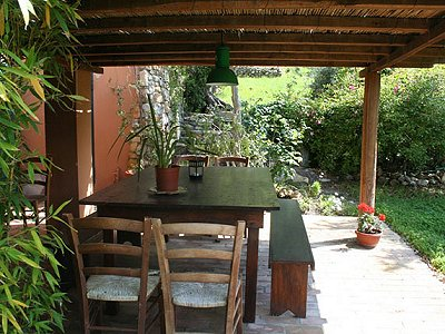 Image 4 | 3 bedroom farmhouse for sale with 14.2 hectares of land, Castagneto Carducci, Livorno, Tuscany 161870