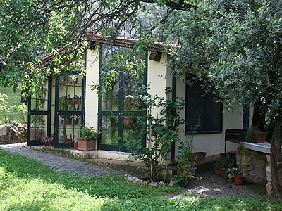 Image 7 | 3 bedroom farmhouse for sale with 14.2 hectares of land, Castagneto Carducci, Livorno, Tuscany 161870