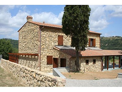 4 bedroom house for sale, Montescudaio, pisa, Tuscany