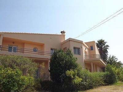 Image 1 | 4 bedroom villa for sale with 0.74 hectares of land, Gata de Gorgos, Alicante Costa Blanca, Valencia 161948