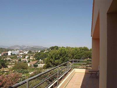 Image 3 | 4 bedroom villa for sale with 7,400m2 of land, Gata de Gorgos, Alicante Costa Blanca, Valencia 161948