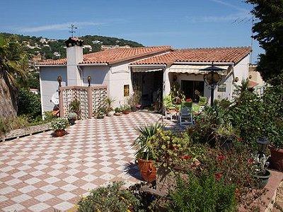 Image 2   7 bedroom villa for sale with 0.58 hectares of land, Serra Brava, Lloret de Mar, Girona Costa Brava, Catalonia 162448